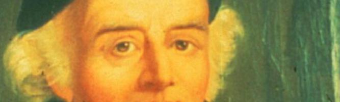 Dr. Samuel Hahnemann (1755-1843), Begründer der Homöopathie